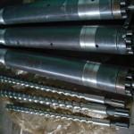 Материальные цилиндры на ТПА